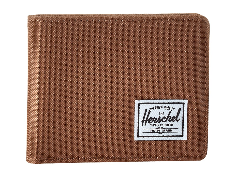 Herschel Supply Co. - Roy (Caramel) Bi-fold Wallet