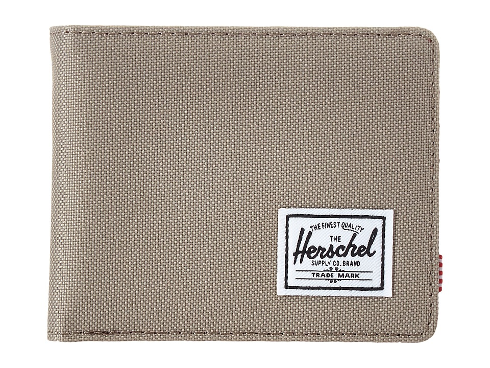 Herschel Supply Co. - Roy (Brindle/Windsor Wine) Bi-fold Wallet