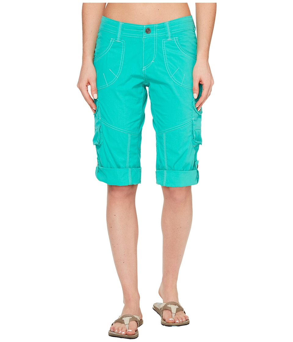 KUHL - Kontra Short (Jade) Women's Shorts