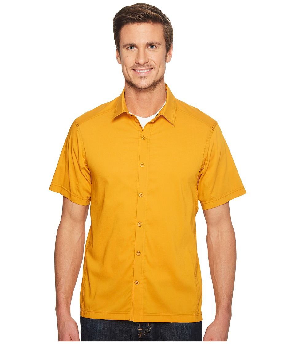 Arc'teryx - Transept SS Shirt (Fired Clay) Men's Short Sleeve Button Up