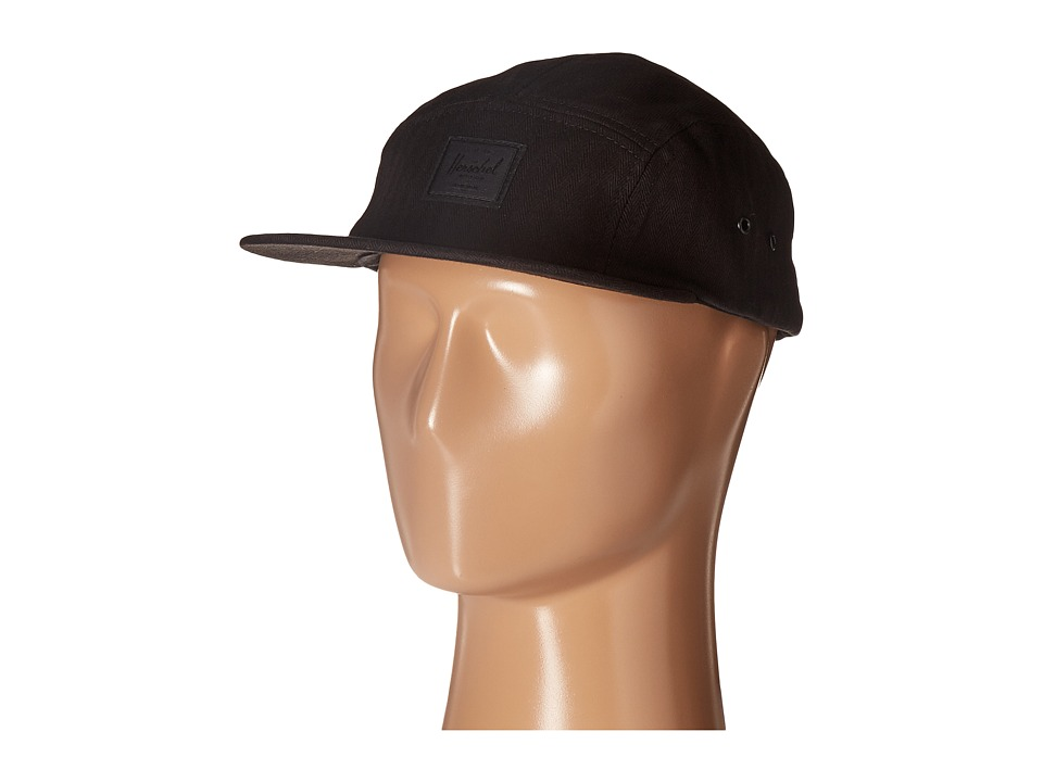 Herschel Supply Co. - Glendale Classic (Black Surplus) Caps