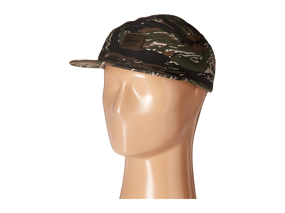 Herschel Supply Co. - Glendale Classic (Tiger Camo) Caps