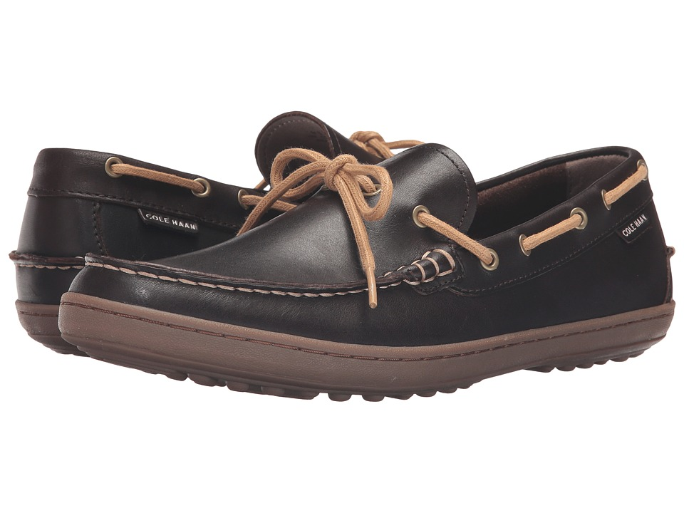 Cole Haan - Pinch Weekender Road Trip Camp Moc (Java Handstain) Men's Shoes