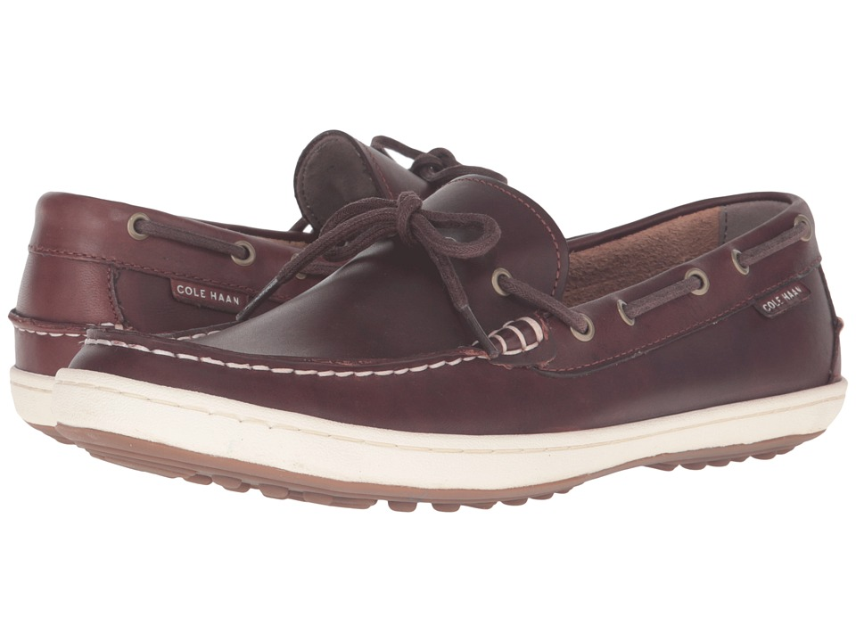 Cole Haan - Pinch Weekender Road Trip Camp Moc (Woodbury Handstain) Men's Shoes