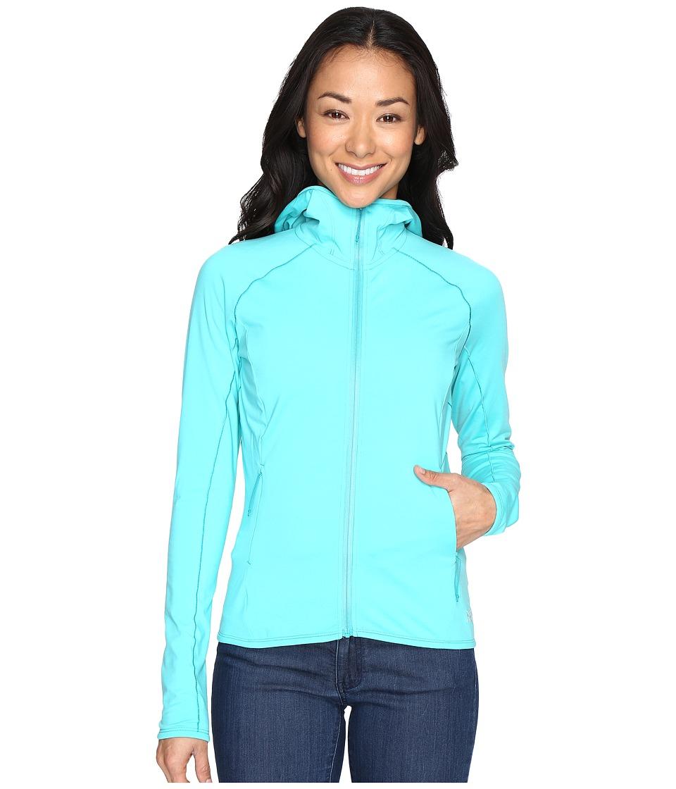 Arc'teryx - Adahy Hoodie (Halcyon) Women's Sweatshirt