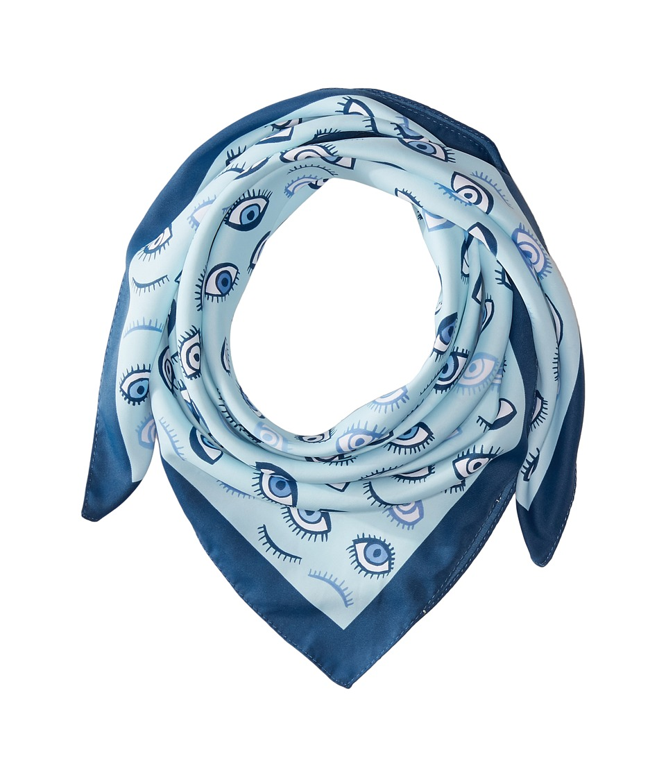BCBGeneration - One Eye Open (Royal Blue) Scarves