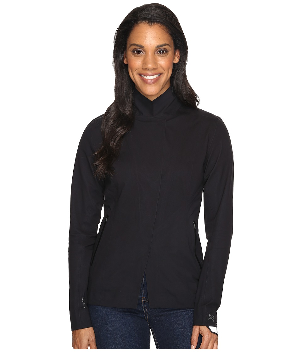 Arc'teryx - A2B Hard-Shell Blazer (Black) Women's Jacket