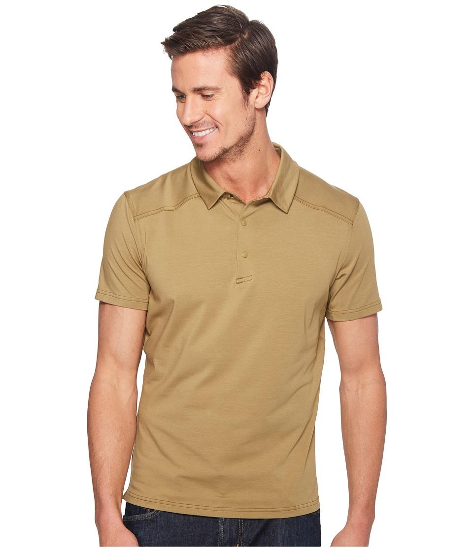 Arc'teryx - Chilco Short Sleeve Polo (Thistle) Men's Short Sleeve Pullover