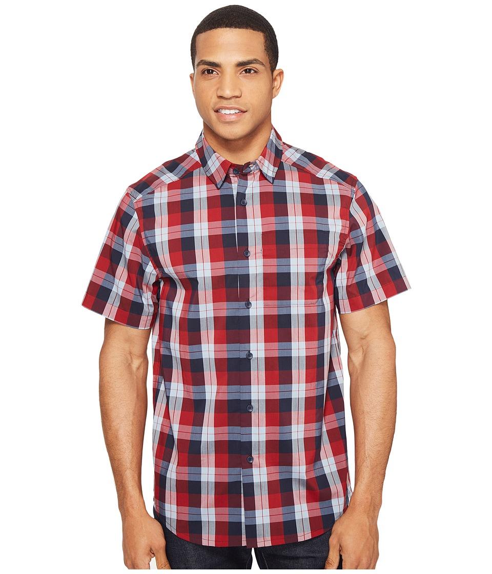 Arc'teryx - Brohm Short Sleeve Shirt (Eight Bells) Men's Clothing