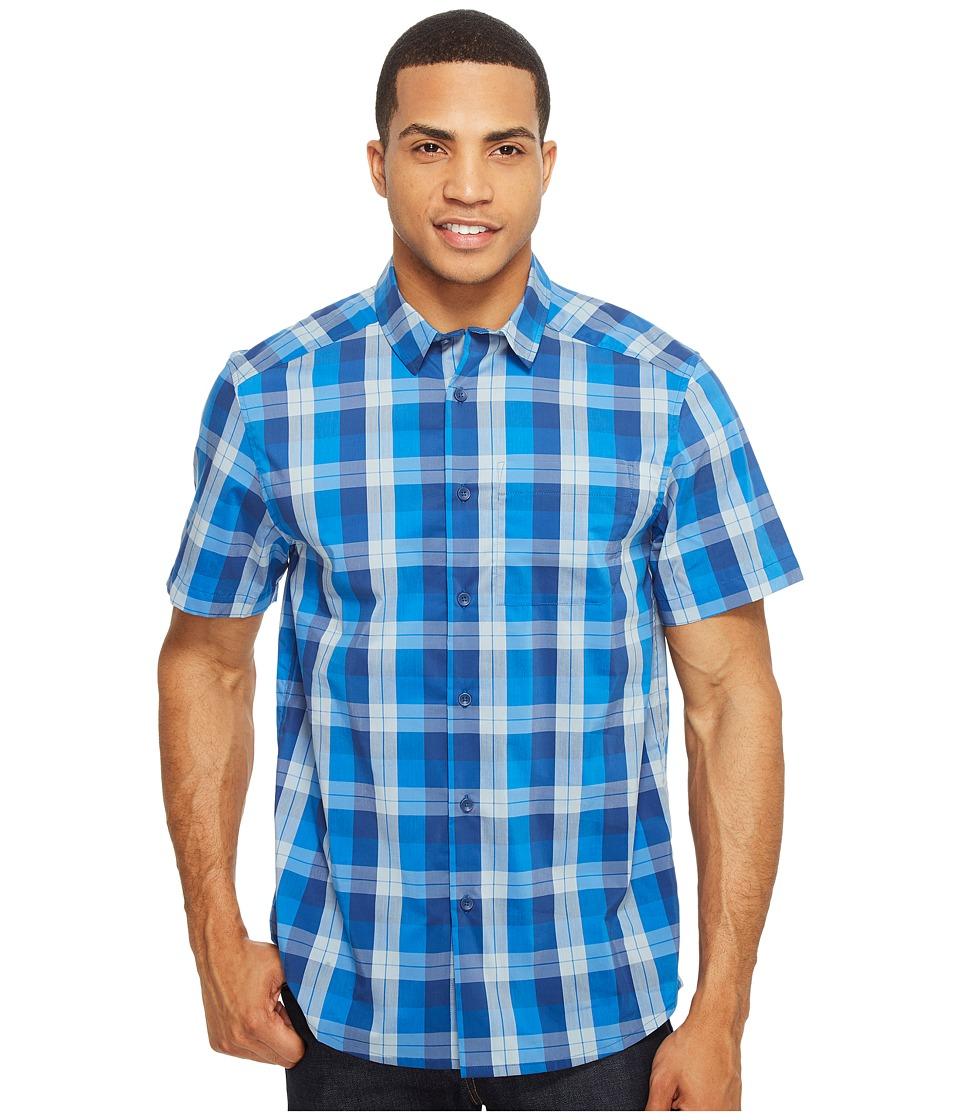 Arc'teryx - Brohm Short Sleeve Shirt (Seven Seas) Men's Clothing