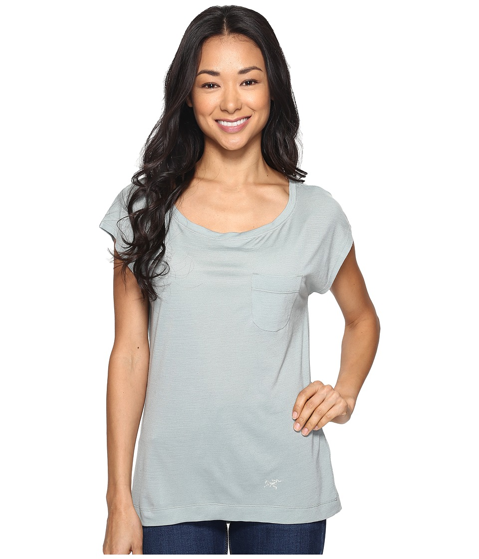 Arc'teryx - A2B Scoop Neck (Sage) Women's Clothing