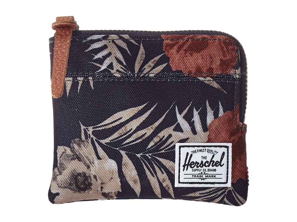 Herschel Supply Co. - Johnny (Peacoat Floria) Coin Purse