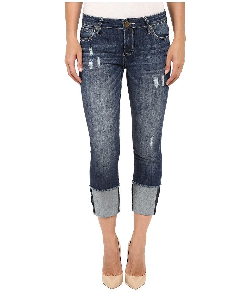 KUT from the Kloth - Cameron Straight Leg (Hard Working) Women's Clothing