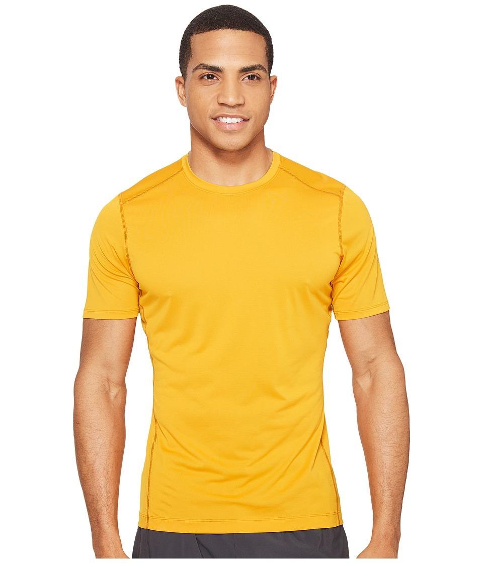 Arc'teryx - Phase SL Crew Short Sleeve (Madras) Men's Clothing