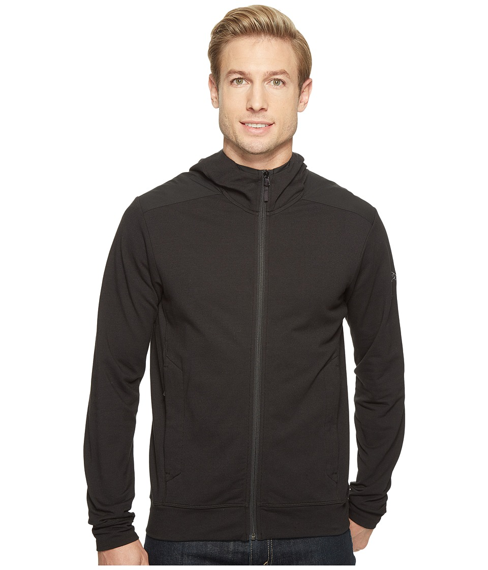 Arc'teryx - Kyson Hoodie (Black) Men's Sweatshirt