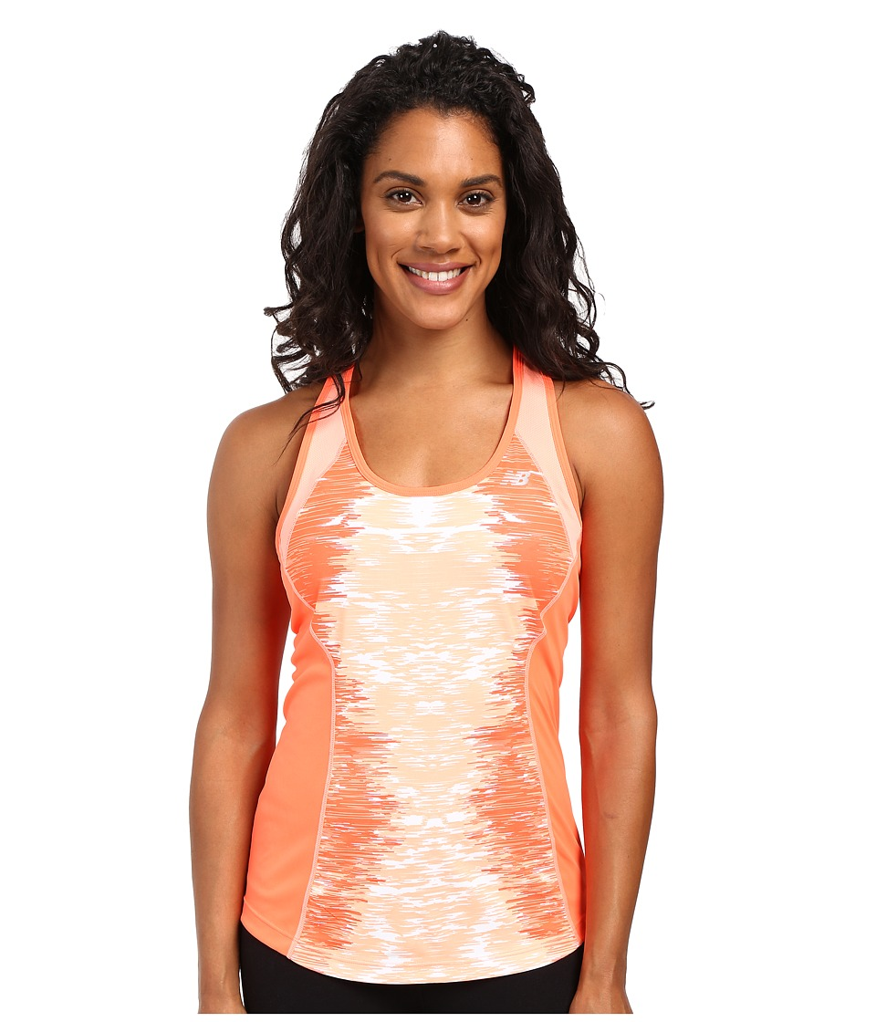 New Balance - NB Ice Tank Top (Dragon Fly/Multi) Women's Sleeveless