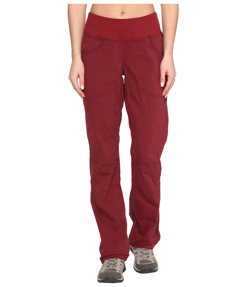 Arc'teryx - Levita Pants (Scarlet) Women's Casual Pants