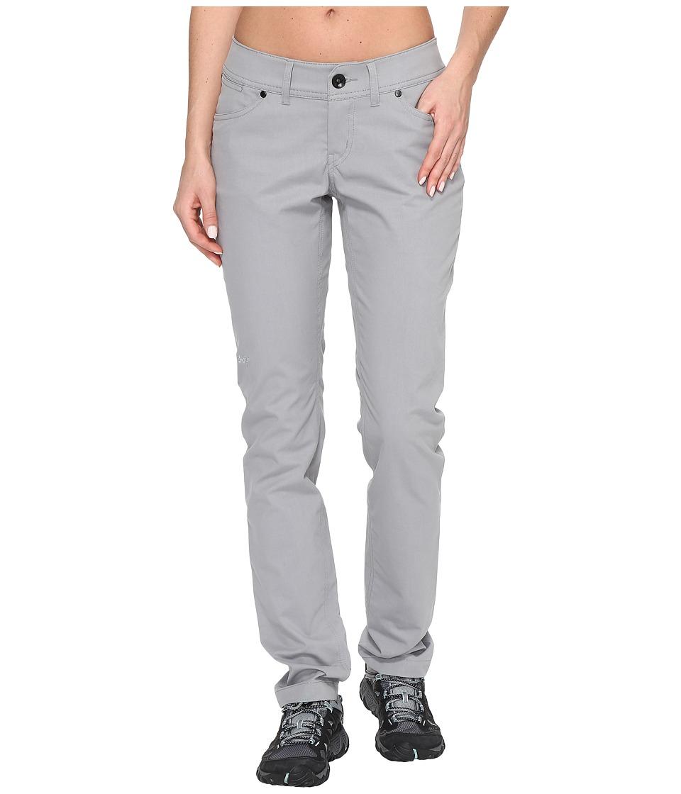 Arc'teryx - Dori Pants (Smoke) Women's Casual Pants