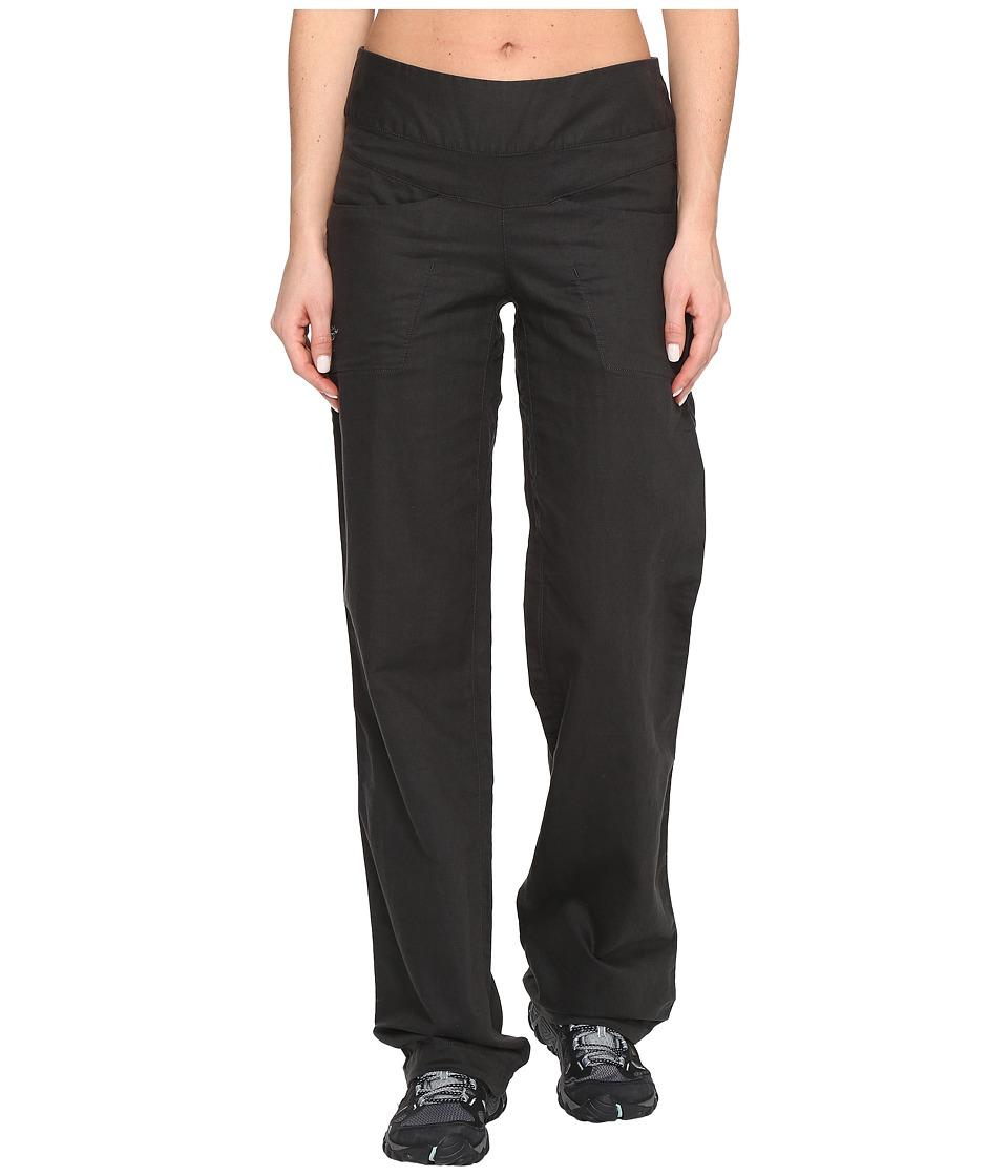 Arc'teryx - Spadina Pants (Charcoal) Women's Casual Pants