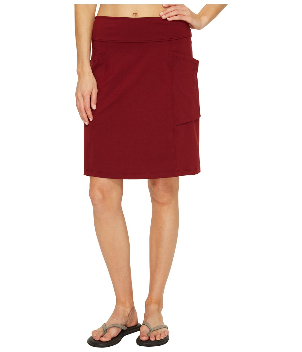 Arc'teryx - Roche Skirt (Scarlet) Women's Skirt