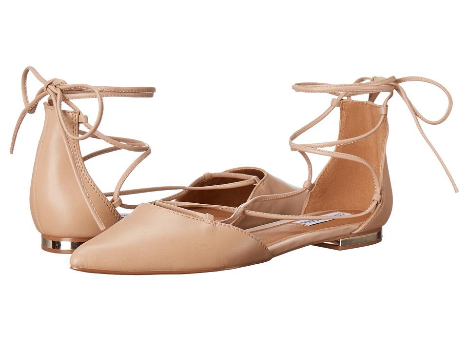 Steve Madden - Sunshine (Blush Leather) Women's Flat Shoes