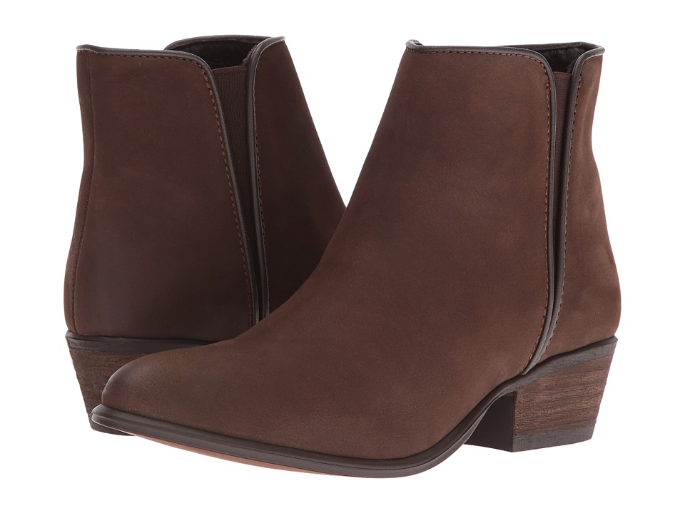 Steve Madden Nytroo (Brown Nubuck) Women