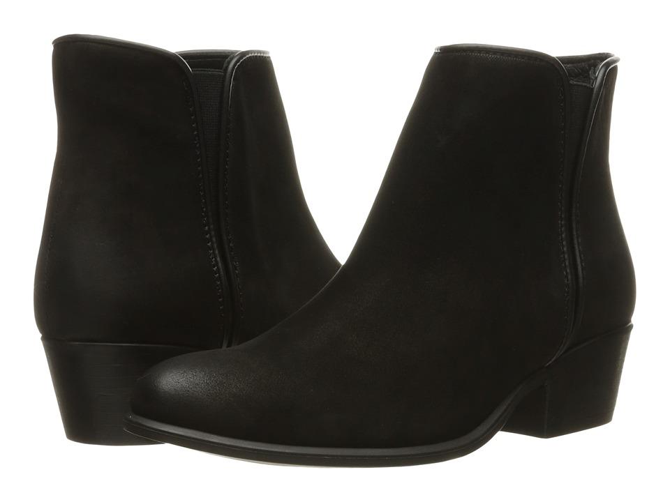 Steve Madden - Nytroo (Black Nubuck) Women's Boots