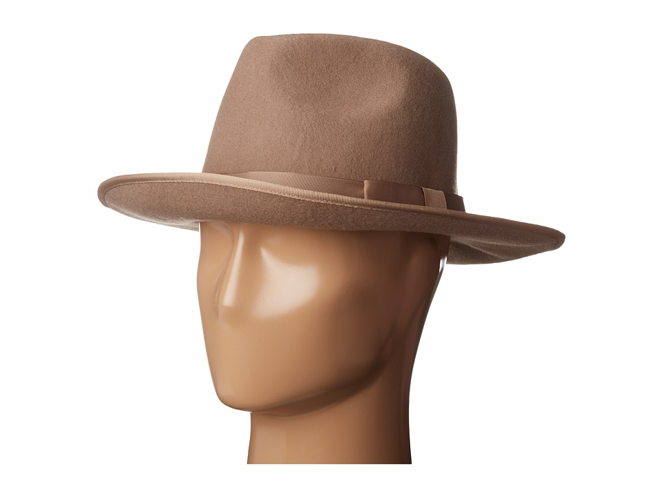 Amuse Society - Ozzie Hat (Taupe) Caps