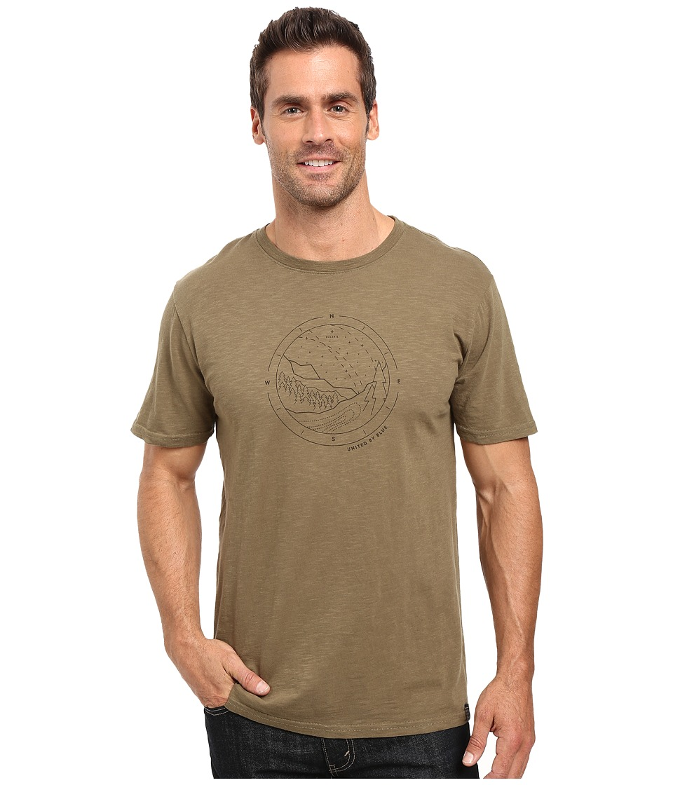 United By Blue - Polaris (Olive) Men's Clothing