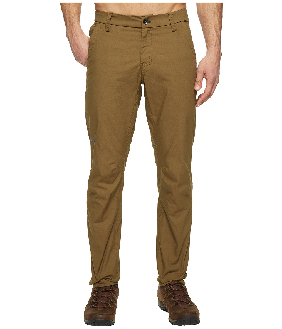 Arc'teryx - Atlin Chino Pants (Roman Pine) Men's Casual Pants