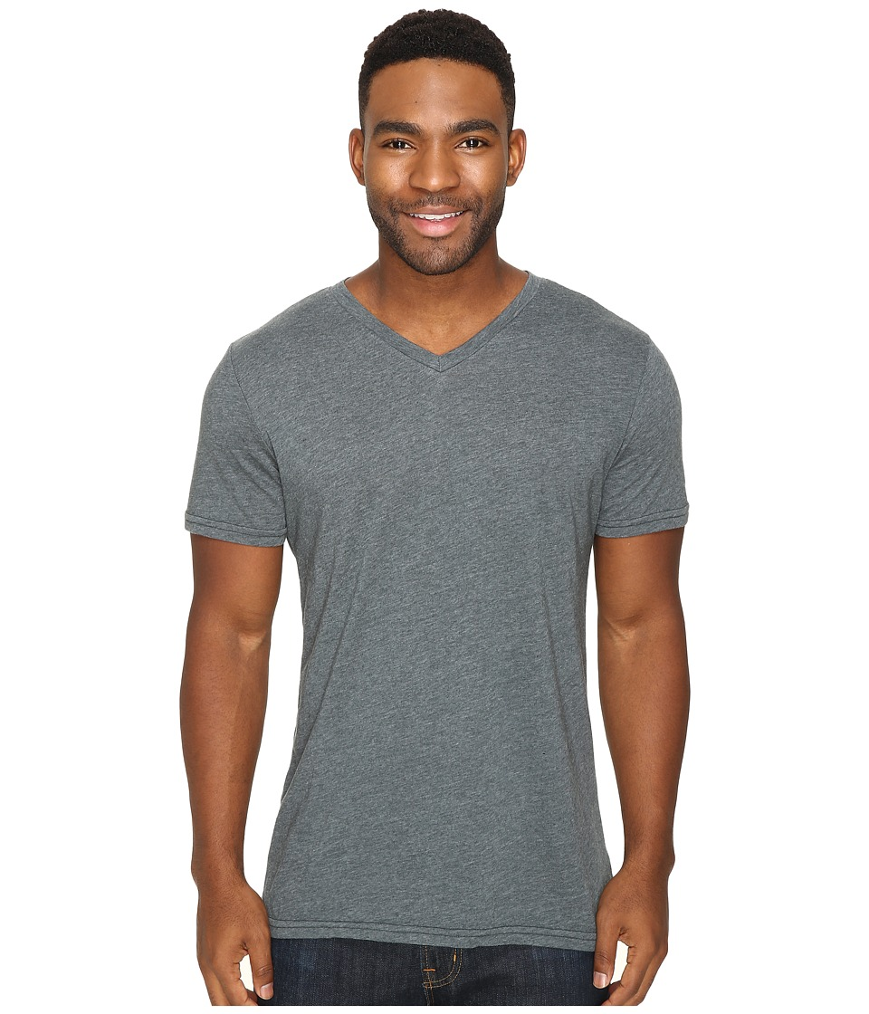 United By Blue - Standard V-Neck (Forest) Men's Clothing