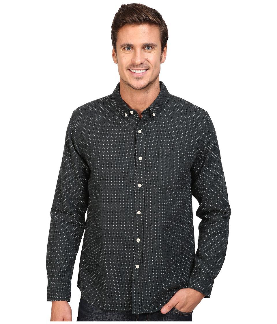 United By Blue - Wrens Dobble Dot (Forest) Men's Clothing