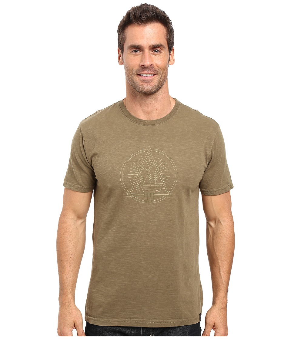 United By Blue - Sun Mountain (Olive) Men's Clothing