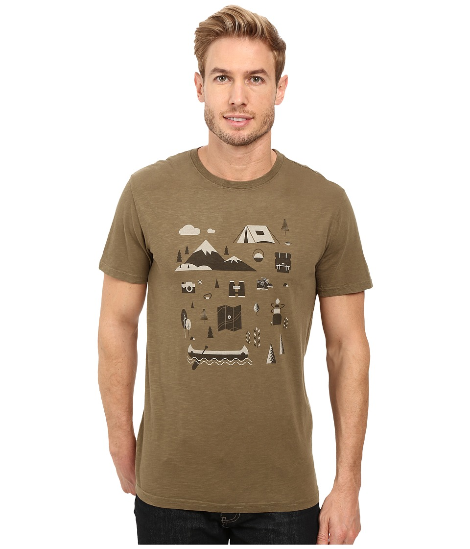 United By Blue - National Park (Olive) Men's Clothing