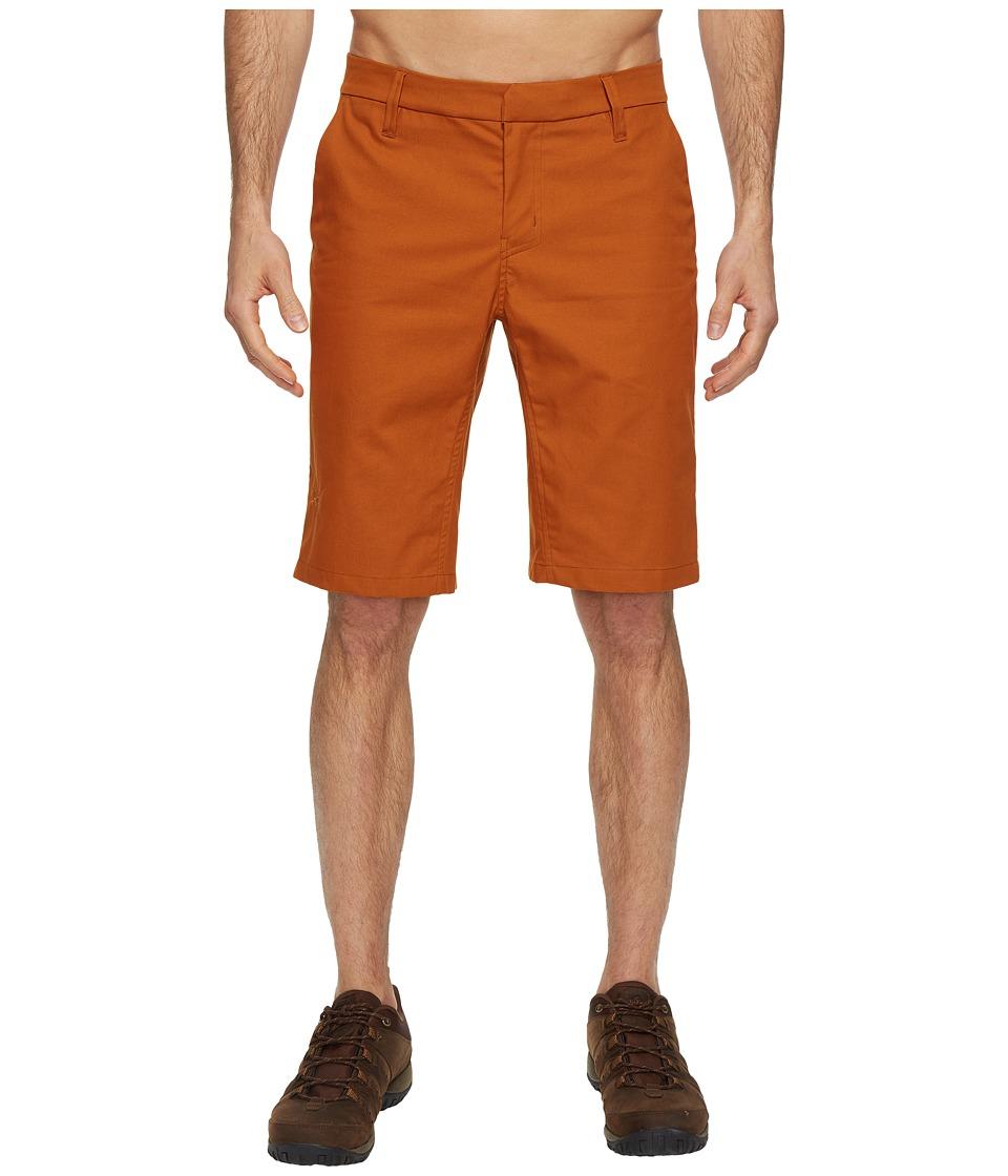 Arc'teryx - A2B Chino Shorts (Rhassoul) Men's Shorts