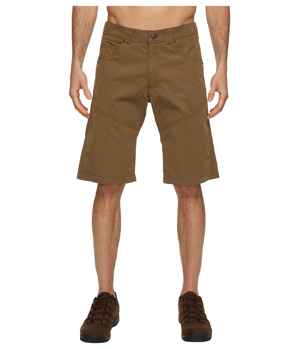 Arc'teryx - Bastion Long (Roman Pine) Men's Shorts