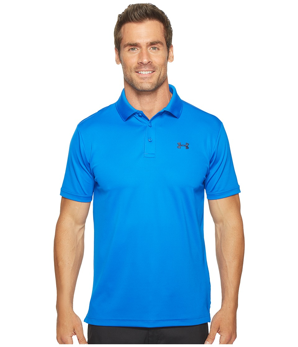 Under Armour Golf - Performance Polo 2.0 (Blue Marker/Academy) Men's Short Sleeve Pullover