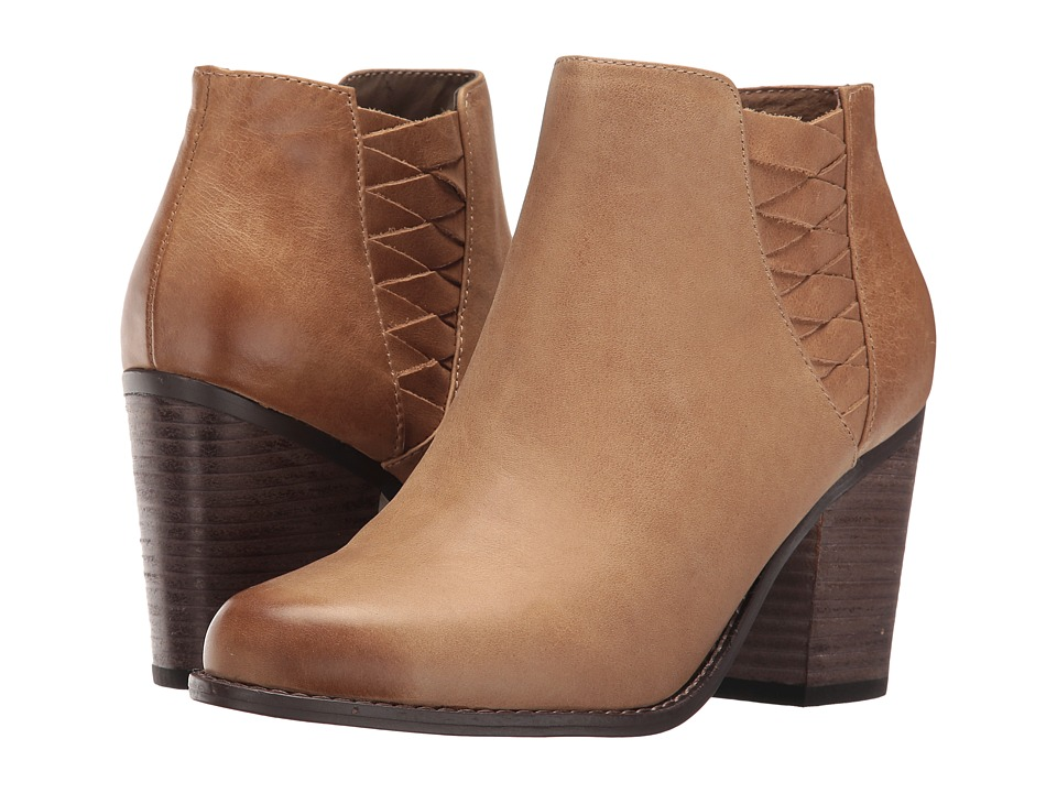 VOLATILE - Wesley (Tan) Women's Boots