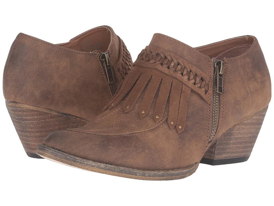 VOLATILE - Venny (Tan) Women's 1-2 inch heel Shoes