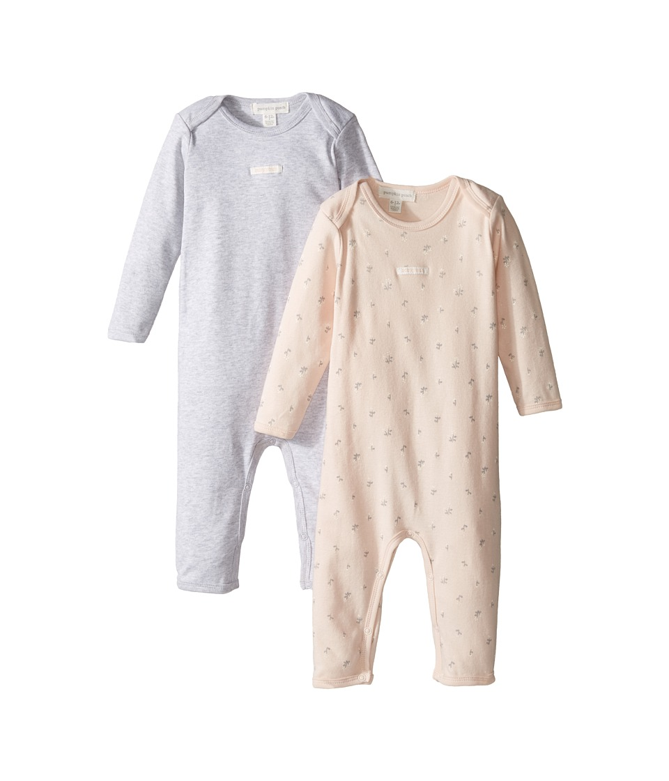 Pumpkin Patch Kids - 2-Pack All-In-One (Vapour Marle) Kid's Jumpsuit & Rompers One Piece
