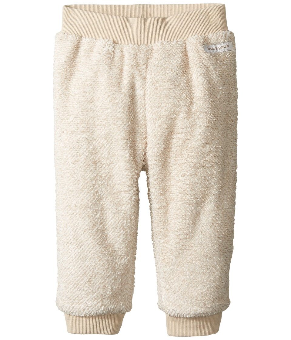 Pumpkin Patch Kids - Fleece Jogger (Infant) (Taupe Marle) Kid's Casual Pants