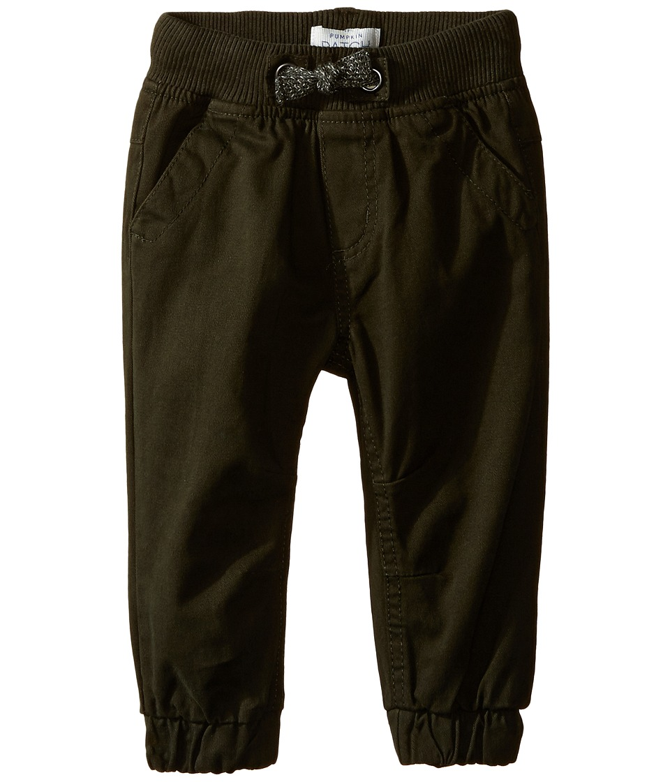 Pumpkin Patch Kids - Pull-On Pants (Infant/Toddler/Little Kids/Big Kids) (Forest Night) Boy's Casual Pants