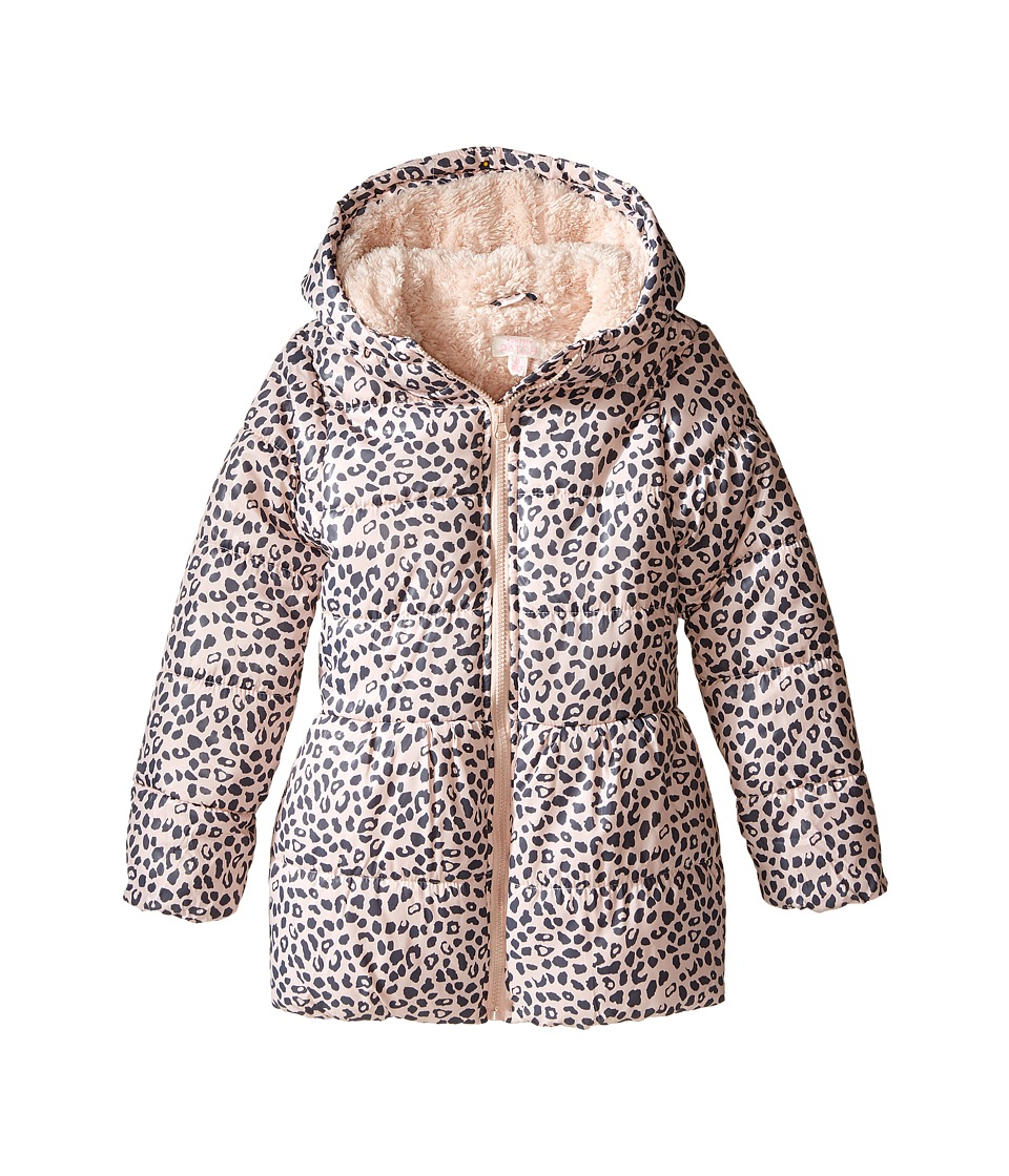 Pumpkin Patch Kids - Puffer Jacket (Infant/Toddler/Little Kids/Big Kids) (Powder Pink) Girl's Coat