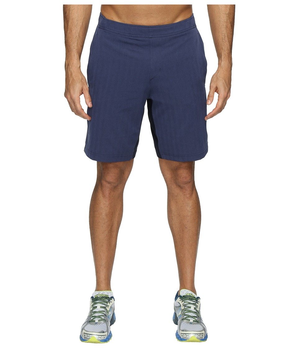 New Balance - Tournament 9 Shorts (Pigment) Men's Shorts