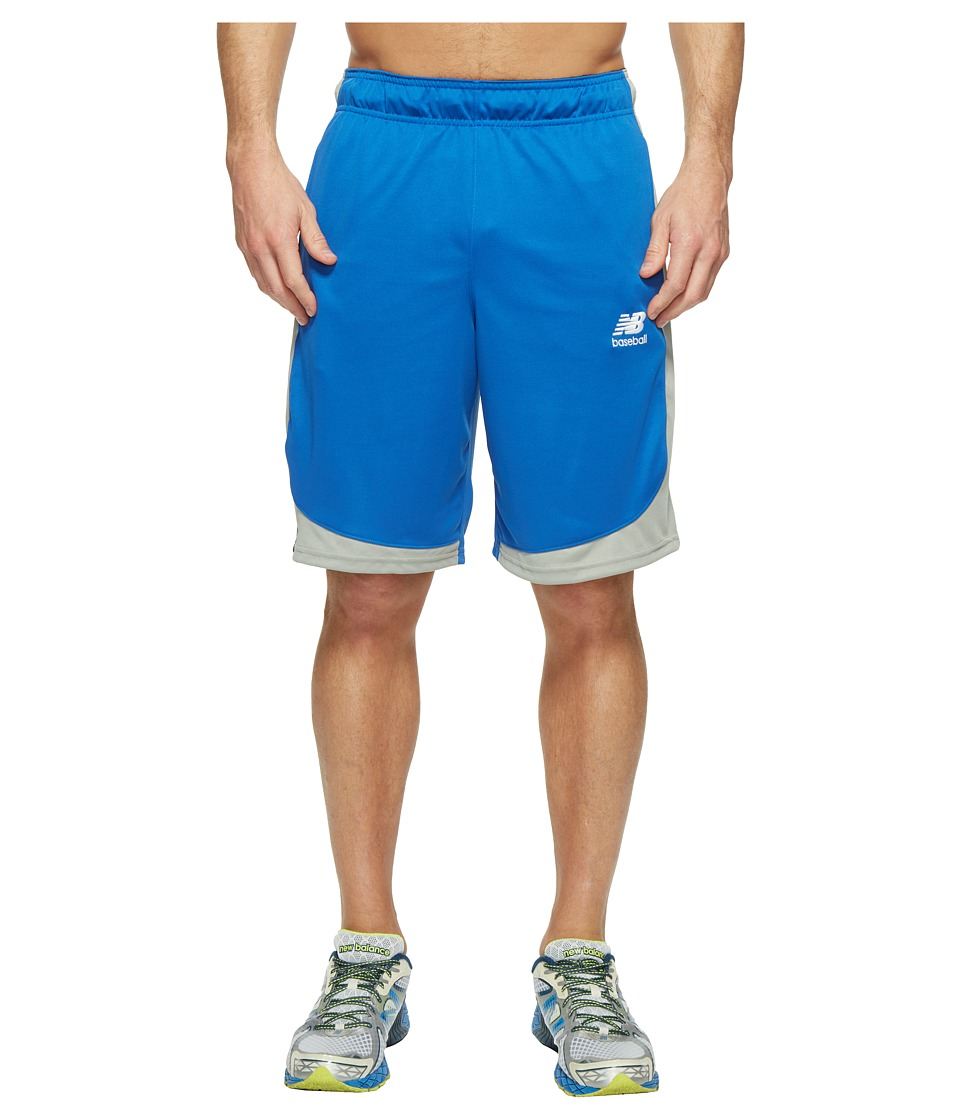 New Balance - Baseball Training Shorts (Team Royal) Men's Shorts