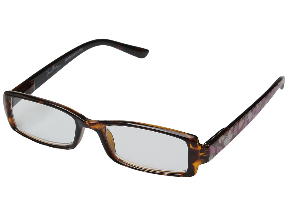 Vera Bradley - Monica (Blush Pink) Reading Glasses Sunglasses