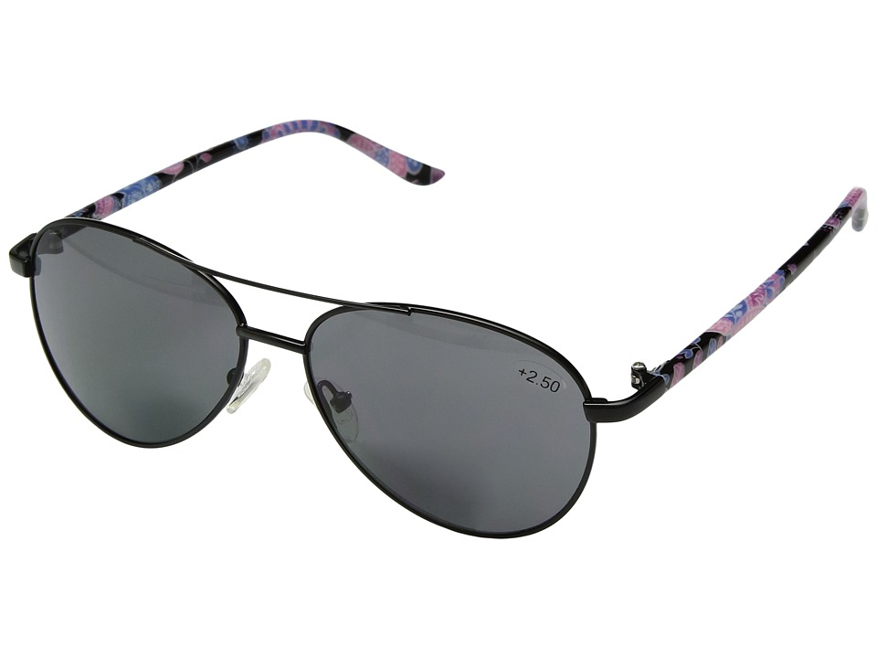 Vera Bradley - Emily (Alpine Floral) Reading Glasses Sunglasses