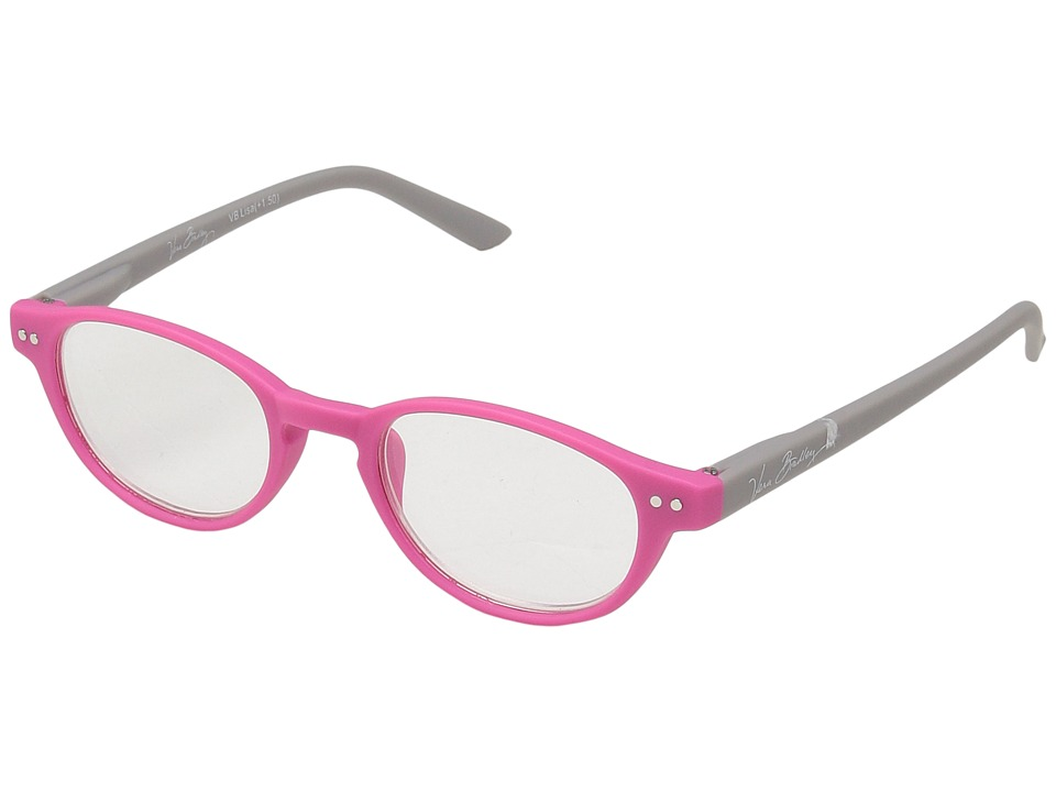 Vera Bradley - Lisa (Blush Pink) Reading Glasses Sunglasses