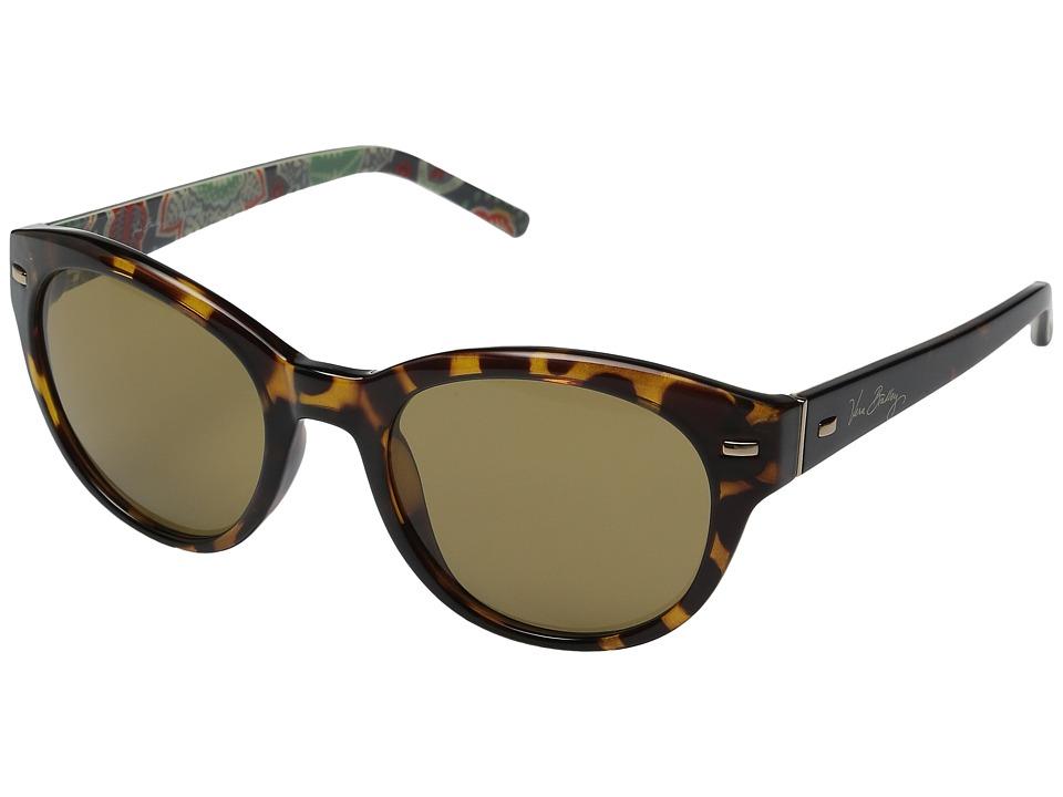 Vera Bradley - Maggie (Nomadic Floral) Fashion Sunglasses