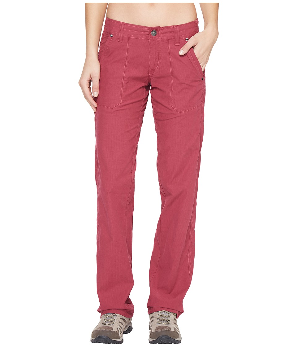 KUHL - Kendra Pant (Plum) Women's Casual Pants